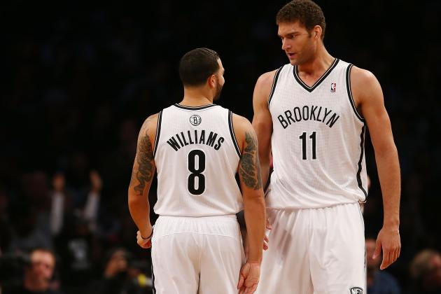 How Brooklyn Nets' Deron Williams Can Make Brook Lopez an All-Star