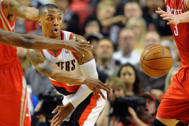 Houston vs. Portland: How Nicolas Batum, Damian Lillard Led Blazers to Big Win
