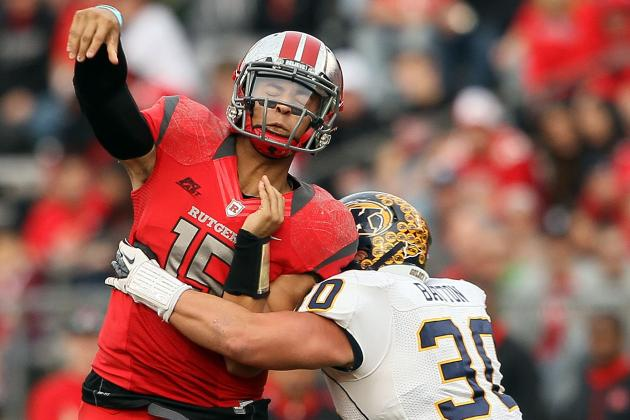 Rutgers Football: Harsh Trend Dooms Scarlet Knights in Cincinnati