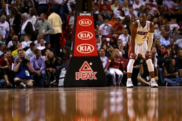 Dwyane Wade's Training Keeps Miami Heat on Top