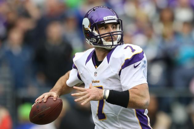 5 Ways the Minnesota Vikings Can Help Christian Ponder Take the Next Step