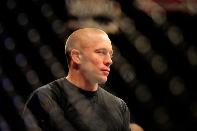 GSP: 'I Have a Hard Time Watching Girls Fighting'