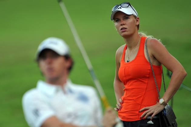 Rory McIlroy and Caroline Wozniacki Enjoy Love, Twitter Style