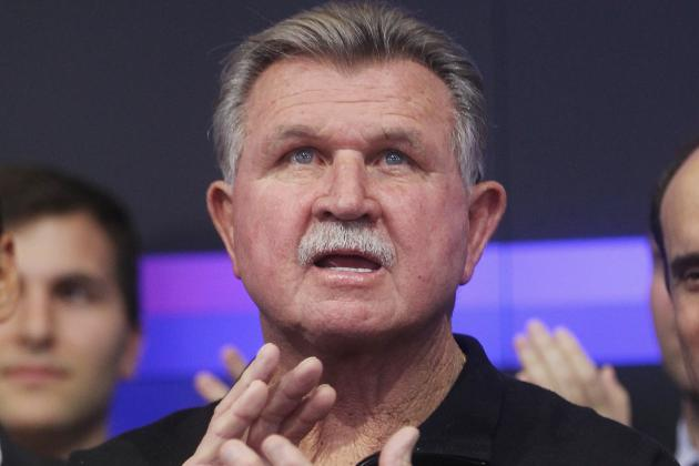 Mike Ditka Hospitalized After Suffering Stroke