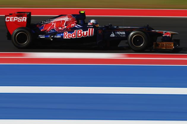 SPEED's Bob Varsha: Austin, U.S. Grand Prix and F1 Could Be a Great Match