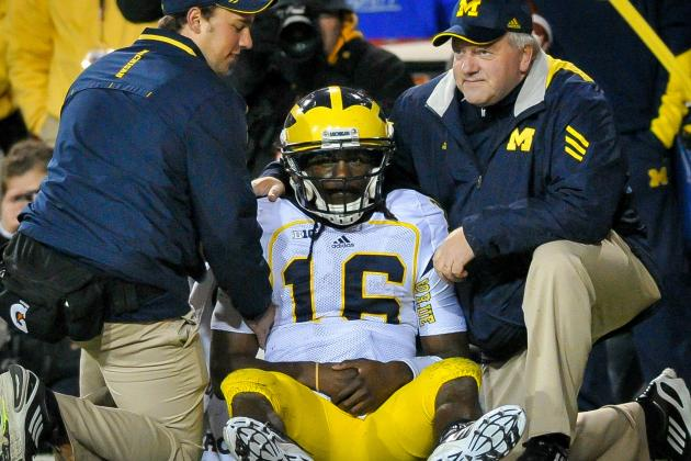 Week 12 College Football Injury Report: Latest News and Updates