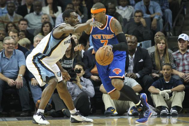 Why the New York Knicks' Loss to the Memphis Grizzlies Is a Good Thing