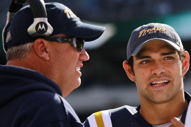 Mark Sanchez: Rex Ryan's Ego Shouldn't Get in Way of Benching QB