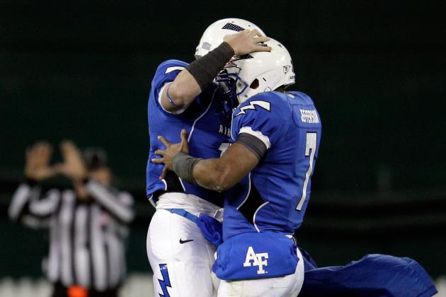 Air Force Win Nets Bowl Invite