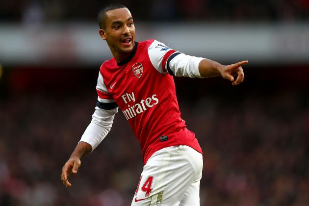 Theo Walcott More Valuable to Arsenal on the Right Wing Than Through the Middle