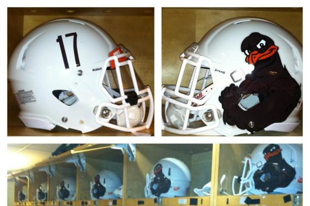 Virginia Tech Football: Breaking Down Hokies' New White Helmets