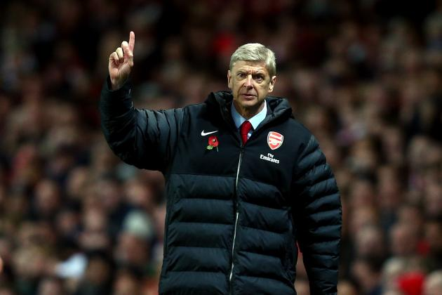 Wenger on Spurs Match: 'We Had Some Outstanding Individual Displays'