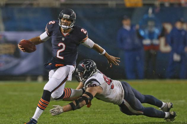 Chicago Bears vs. 49ers: Can Jason Campbell Create a QB Controversy in Chicago?