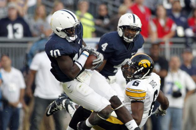Penn State Safety Malcolm Willis out Today vs. Indiana Due to Knee Injury