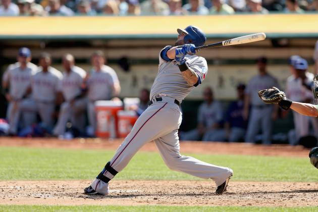 MLB Free Agents 2013: Could Mike Napoli Be a Fit for the Toronto Blue Jays?