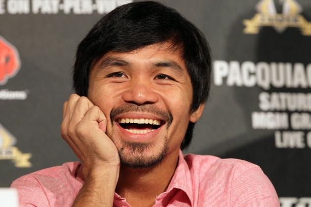 Manny Pacquiao: Boxing Legend Smart to Disassociate Himself with Lance Armstrong