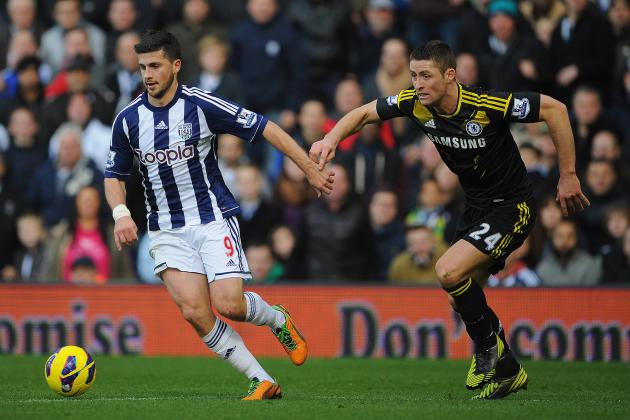 West Brom vs. Chelsea: Score, Analysis and Grades