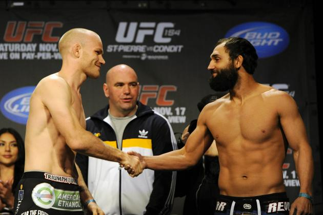 UFC 154: Johny Hendricks Talks Southern Hospitality and Training in Las Vegas