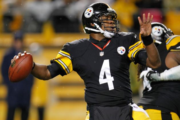 Byron Leftwich: What Fantasy Owners Can Expect from Steelers QB vs. Ravens