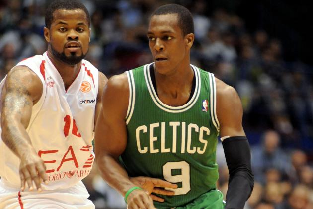 Doc Rivers: Rajon Rondo Will Play vs. Raptors Saturday