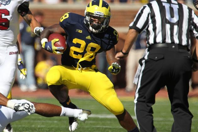 Fitzgerald Toussaint Injury: Updates on Michigan RB's Leg