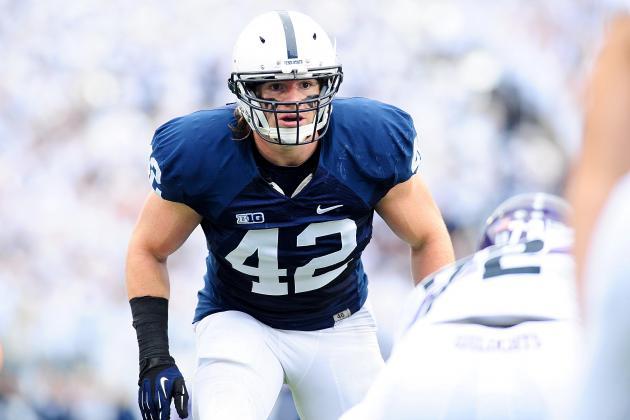 Michael Mauti Injury: Updates on Penn State Linebacker's Knee