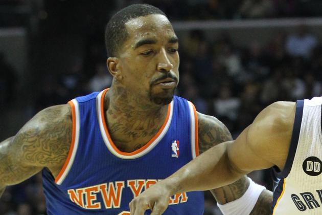 J.R. Smith Says Jerryd Bayless May Have 'Little Man's Complex' After Altercation