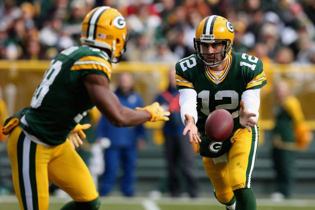 Packers vs. Lions: Predicting Top Fantasy Performers from Each Team