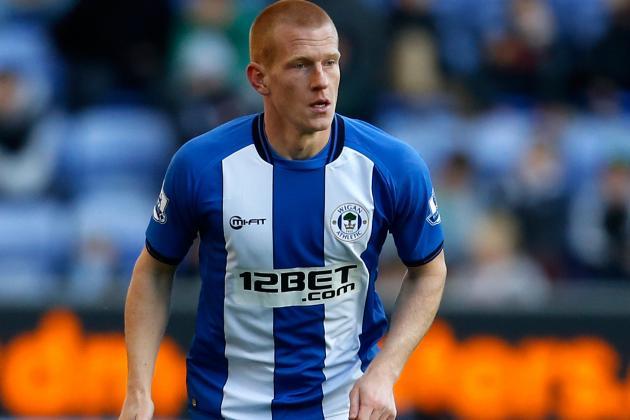 Wigan's Watson Suffers Broken Leg