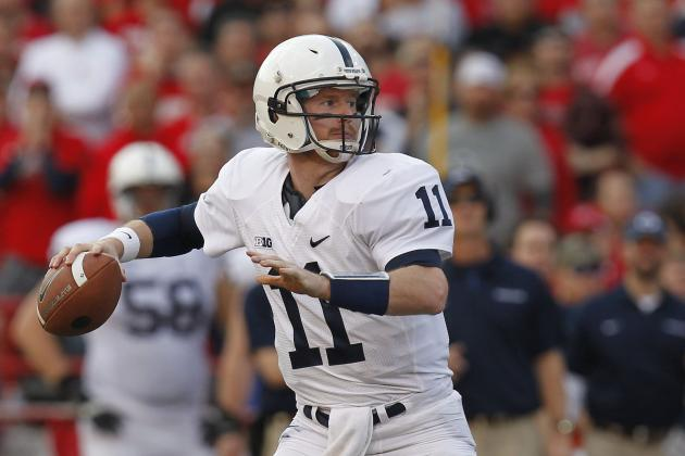 Matt McGloin Becomes Penn State's All-Time Leader in Career TD Passes