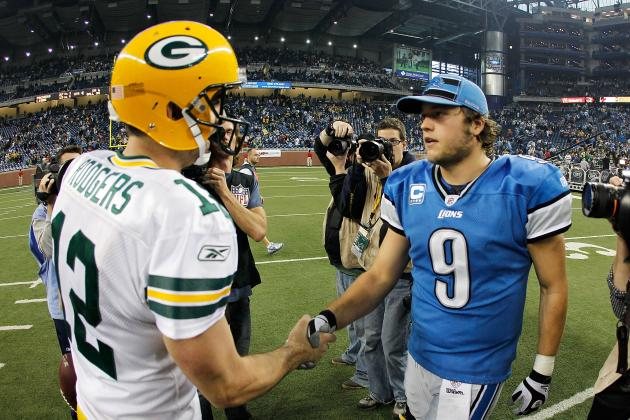 Packers vs. Lions: Fantasy Studs to Start and Duds to Avoid in NFC North Battle