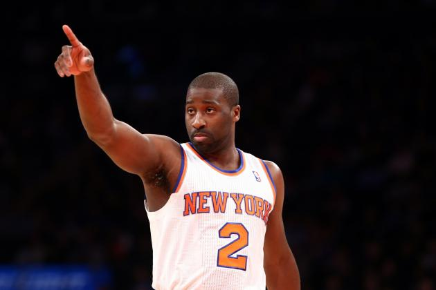 New York Knicks: Raymond Felton Proving His Worth with Early-Season Play