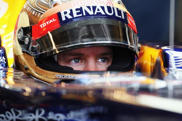 Vettel Takes Pole at United States Grand Prix