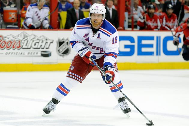 NHL Lockout: New York Rangers and Philadelphia Flyers Unite for Charity Game