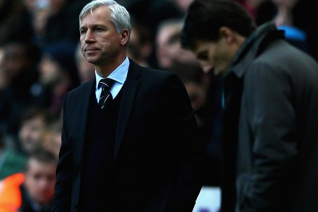 Newcastle Boss Alan Pardew Glad a Tough Week Is over After Defeat by Swansea