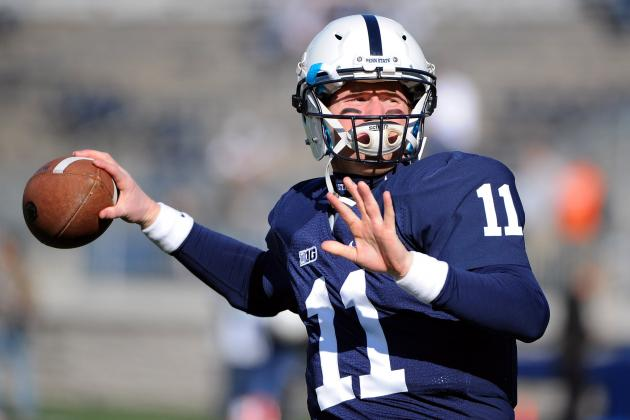 Penn State Football: Keys for Nittany Lions in Season Finale vs. Wisconsin