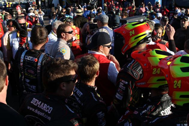 NASCAR Not Backing off 'Boys Have at It' Credo