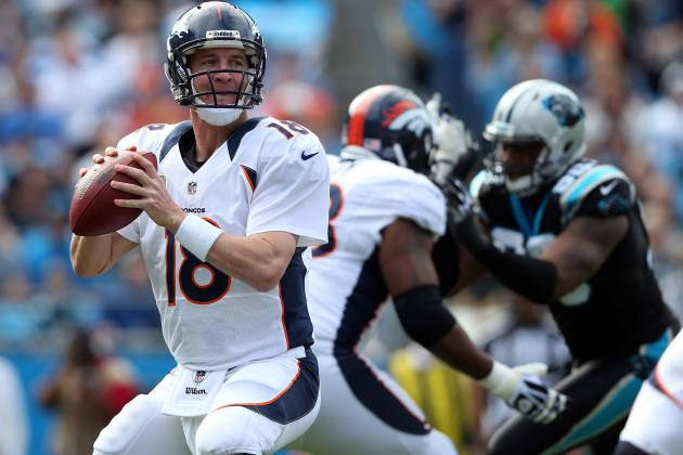 Peyton Manning: Broncos QB Will Shred Chargers Again on Sunday