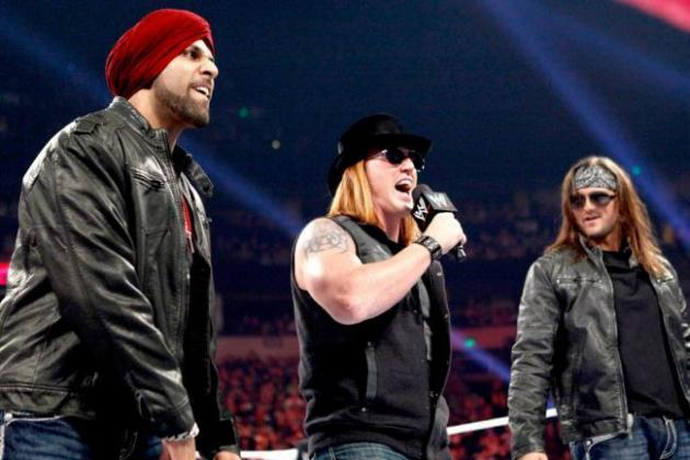 WWE Survivor Series 2012 Start Time: 3MB Is Wrong Choice for YouTube Preshow