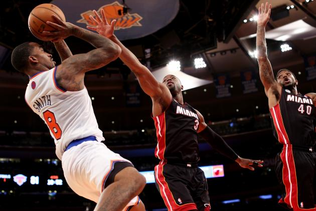 Maintaining J.R. Smith's Newfound Maturity Is Top Priority for Woodson, Knicks