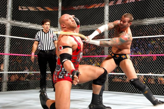 WWE Survivor Series 2012: How Will Ryback Fare in His Biggest Test to Date?