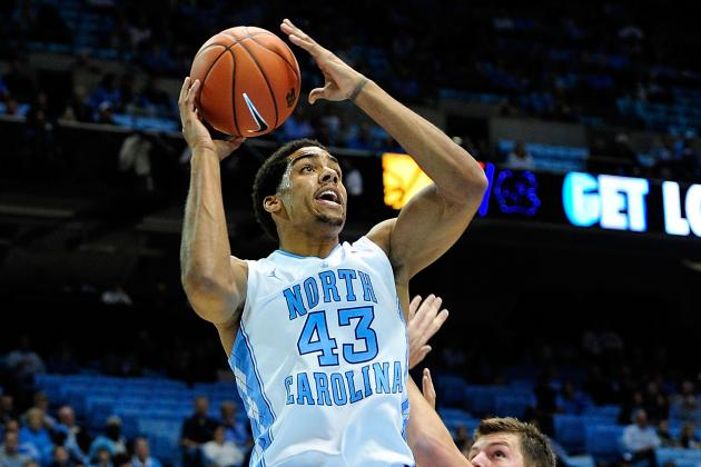 UNC Basketball: Can James Michael McAdoo Lead Tar Heels to Victory in Maui?