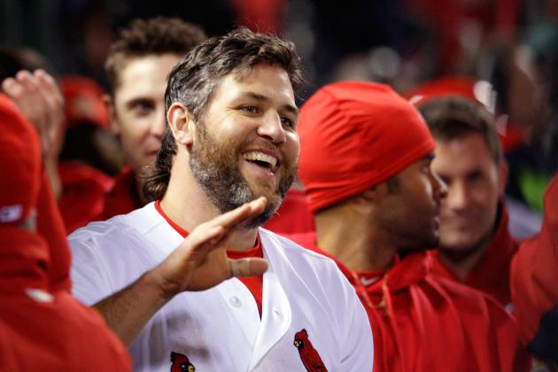 Lance Berkman and Houston Astros May Explore a Possible Reunion
