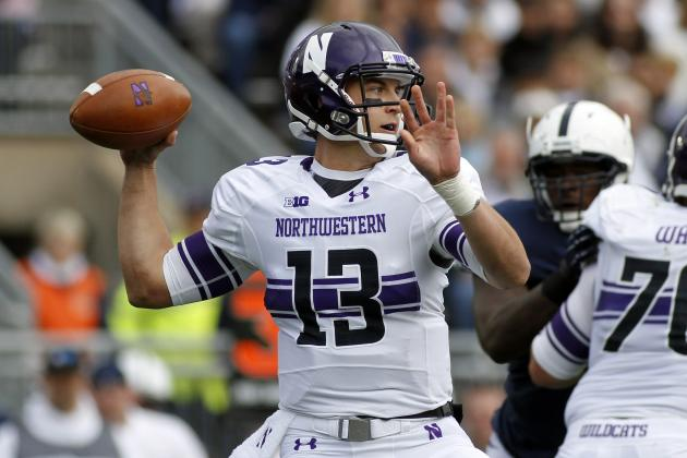 Northwestern vs. Michigan State: Live Scores, Analysis and Results