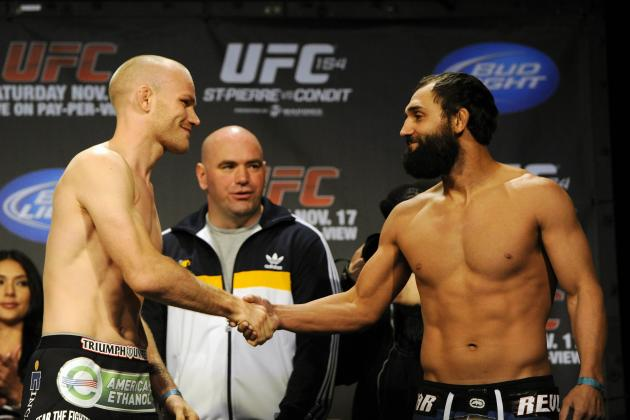 Martin Kampmann vs. Johny Hendricks: Final Preview and Prediction