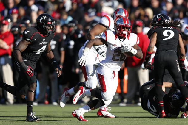 Rutgers tops Cincy, stays in control of Big East