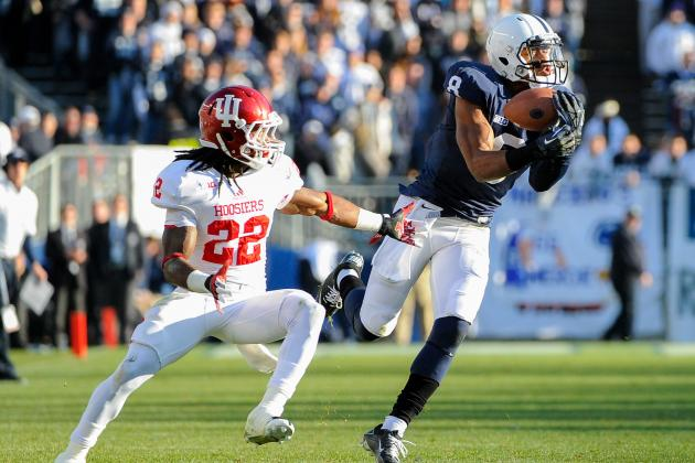 Penn State loses star LB Mauti in lopsided win
