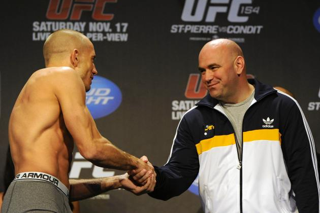 Georges St-Pierre vs. Carlos Condit: What a Win Means for St-Pierre