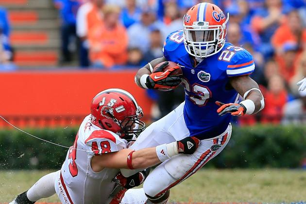 Florida Gators Shut Out Jacksonville State 23-0