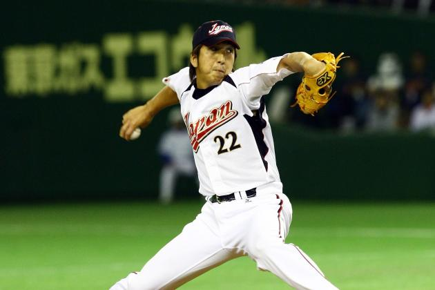 Cubs, D-Backs Interested in Japanese Import